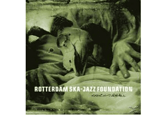 Rotterdam Ska-Jazz Foundation - Knock Turn All 10 (Ltd.Coloured Vinyl) [Vinyl]