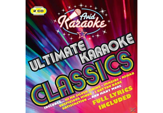 VARIOUS - Ultimate Karaoke Classics - (CD)