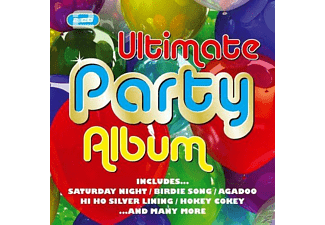 VARIOUS - Ultimate Party Album - (CD)