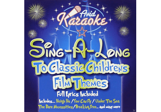 VARIOUS - Sing-A-Long To Classic Childre - (CD)