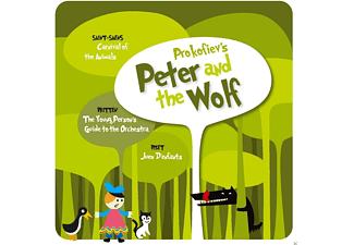 VARIOUS - Prokofiev-Peter & The Wolf/Car - (CD)