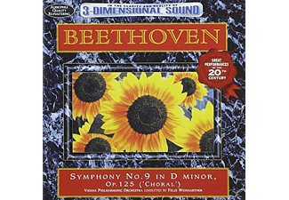 Vienna Philharmonic Orchestra - Beethoven-Sinfonie 9 Cho - (CD)