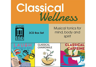 VARIOUS - Classical Wellness - (CD)