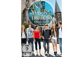 In Your Dreams-Sommer ohne Eltern - Staffel 2 - (DVD)
