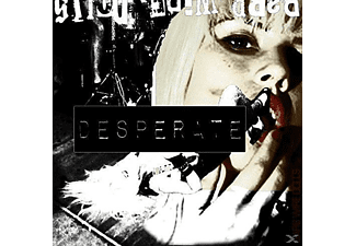 Barb Wire Dolls - Desperate [CD]