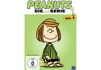 Peanuts Vol. 3 - Ep. 21-30 - (DVD)
