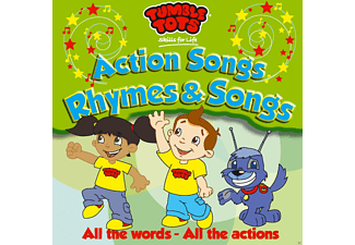 Tumble Tots - Tumble Tots-Action:Rhymes & So - (CD)