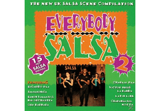 VARIOUS - Every Body Salsa 2 - (CD)