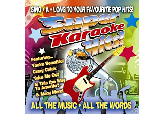 VARIOUS - Super Karoke Hits - (CD)