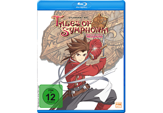 Tales of Symphonia The Animation: Sylvarant Arc 2007 (4 OVAs) [Blu-ray]