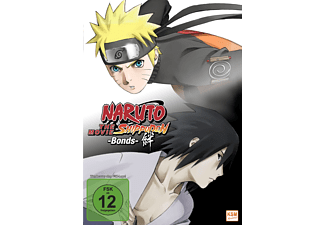 Naruto Shippuden The Movie 2 – Bonds (2008) - (DVD)
