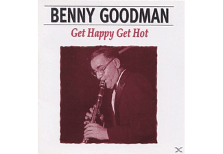 Benny Goodman - Goodman-Get Happy Get Hot - (CD)