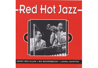 VARIOUS - Red Hot Jazz - (CD)
