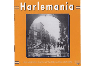 VARIOUS - Harlemania - (CD)