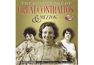 VARIOUS - Golden Age Of Great Contraltos - (CD)
