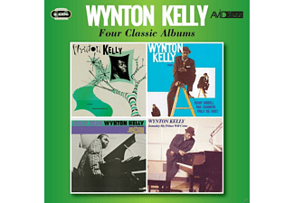 Winton Kelly - Kelly-Four Classic Albums [CD]