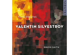 Simon Smith - Klaviersonaten [CD]