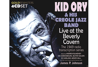 Kid Ory, His Creole Jazz Band - Kid Ory-Live At The Beverly - (CD)