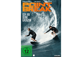 Point Break - Geh an die Grenzen - (DVD)