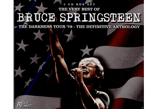 Bruce Springsteen - The Very Best Of Bruce Springsteen (The Darkness Tour '78 - The Definitive Anthology) - (CD)