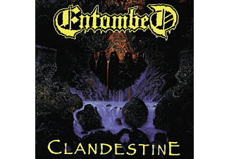 Entombed - Clandestine (New Version) - (CD)