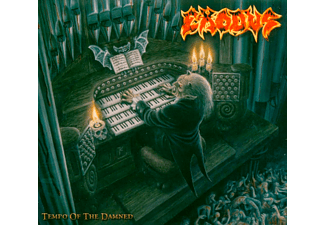 Exodus - Tempo Of The Damned - (CD)