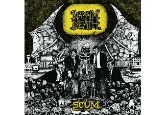 Napalm Death - Scum [CD]