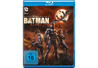 DCU Batman: Bad Blood - (Blu-ray)