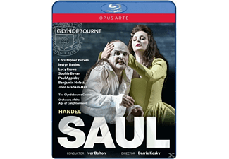 VARIOUS, The Glyndebourne Chorus, Orchestra Of The Age Of Enlightment - Saul - (Blu-ray)