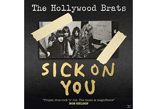 Hollywood Brats - Sick On You-The Album/A Brats Miscellany - (CD)