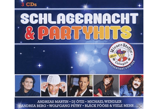 VARIOUS - Schlagernacht & Partyhits [CD]