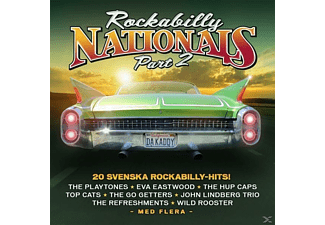 VARIOUS - Rockabilly Nationals-Part 2 [CD]
