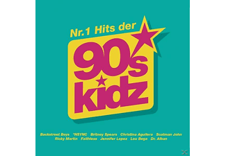 VARIOUS - Top Hits Of The 90s Kidz - (CD)