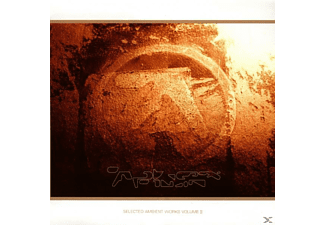 Aphex Twin - Selected Ambient Works Vol.2 - (CD)