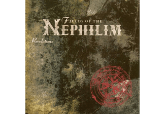 Fields of the Nephilim - Revelations - The Best of Fields of the Nephilim (CD)