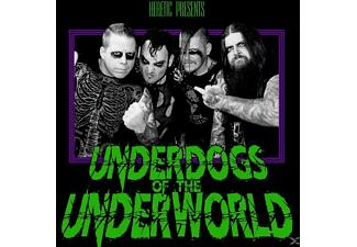Heretic - Underdogs Of The Underworld - (Vinyl)