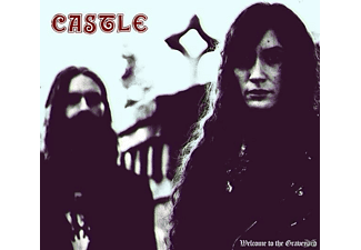 Castle - Welcome To The Graveyard (Black Vinyl+Poster) - (Vinyl)