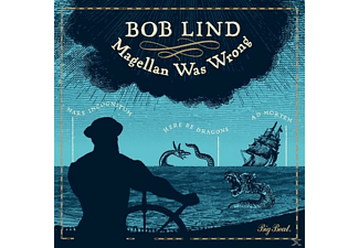 Bob Lind - Magellan Was Wrong [CD]