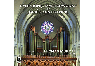 Thomas Murray - Symphonic Masterworks [CD]
