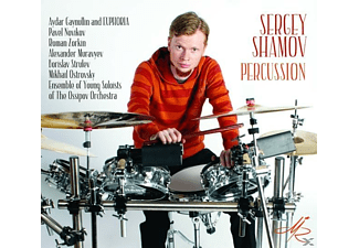 Sergey/+ Shamov - Percussion [CD]
