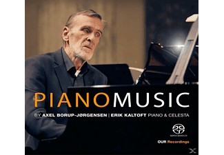 Erik Kaltoft - Piano Music [SACD Hybrid]