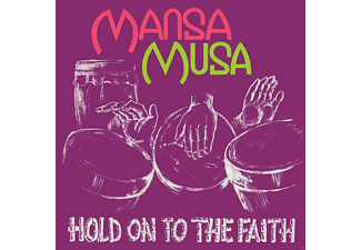 Mansa Musa - Hold On To The Faith (180g Vinyl) - (LP + Download)