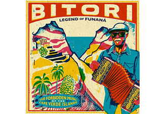 Bitori - BITORI-Legend Of Funaná. [CD]