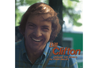 Bill Clifton - Around The World To....8-Cd - (CD)
