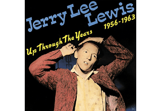 Jerry Lee Lewis - Up Through The Years, 1956-196 - (CD)