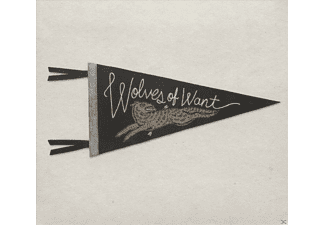 Bent Shapes - Wolves Of Want - (CD)