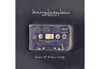 Kamalarabin - Arab Tapes Vol.1-Failure Of Modern Society - (CD)