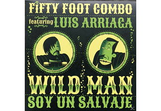 Fifty Foot Combo - Wildmen - (Vinyl)
