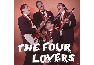 The Four Lovers - The Four Lovers  1956 - (CD)