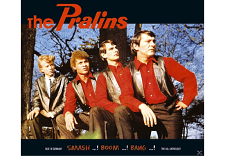 Pralins - Smash...! Boom...! Bang! The Pralins - (CD)